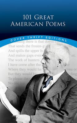 101 Great American Poems B2046