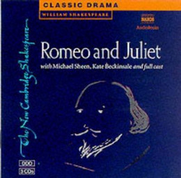 Romeo and Juliet (Audio Book on CD) CD0190