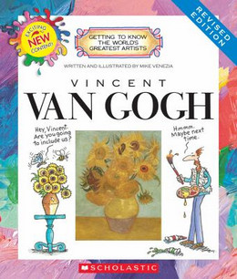 Vincent Van Gogh (Revised Edition) B1732