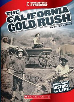 California Gold Rush B8390