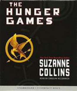 Hunger Games (Audio Book on CD) CD3815