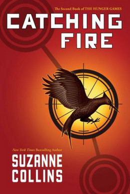 Catching Fire (Audio Book on CD) CD3823