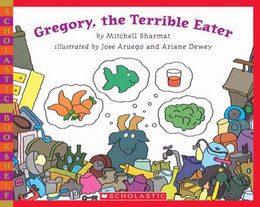 Gregory, the Terrible Eater B0704