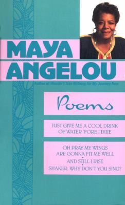 Poems : Maya Angelou B3182