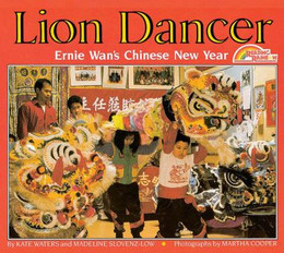 LION DANCER: ERNIE WAN'S CHINESE NEW YEAR, Waters B1366