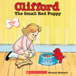 Clifford the Small Red Puppy B0342