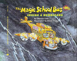 Magic School Bus Inside a Hurricane B3084