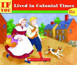 If You Lived in Colonial Times B1955