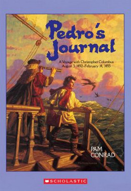 Pedro's Journal : A Voyage with Christopher Columbus, August 3, 1492-February 14, 1493 B8244