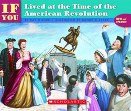 Lived at the Time of the American Revolution B2343