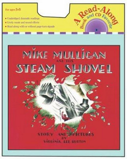 MIKE MULLIGAN AND HIS STEAM SHOVEL (Book and CD) CD0774