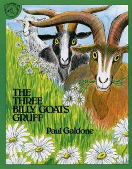 Three Billy Goats Gruff (Big Book) BB0904