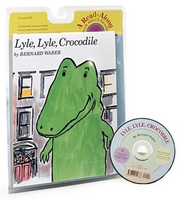 Lyle, Lyle, Crocodile (Book and CD) CD1536