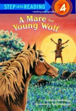 Mare for Young Wolf B3732
