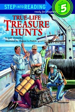 TRUE-LIFE TREASURE HUNTS, Donnelly B3743