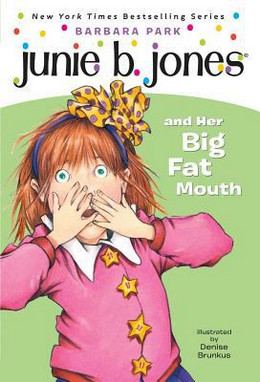 Junie B. Jones and Her Big Fat Mouth B8514