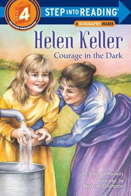 Helen Keller : Courage in the Dark B8423