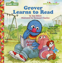 Grover Learns to Read (Hardcover), Elliot B2412
