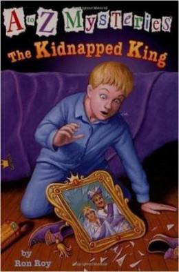 Kidnapped King B3598