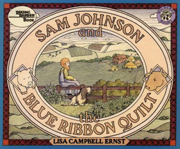 Sam Johnson & the Blue Ribbon Quilt (Hardcover) BH1548