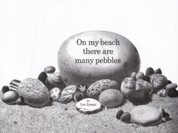On My Beach There Are Many Pebbles B3406