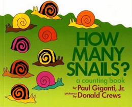How Many Snails? : A Counting Book B3357