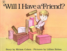 WILL I HAVE A FRIEND?, Cohen B2979