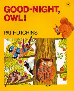 GOOD NIGHT, OWL!, Hutchins B1425
