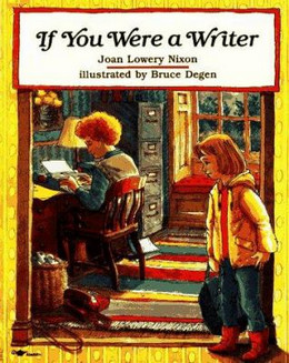 If You Were a Writer, Nixon B1505