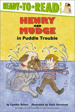 HENRY AND MUDGE IN PUDDLE TROUBLE, Rylant B2312