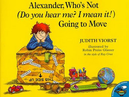 Alexander, Who's Not (Do You Hear Me? I Mean It!) Going to Move B0254