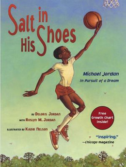 SALT IN HIS SHOES: MICHAEL JORDAN IN PURSUIT OF A DREAM, Jordan B1104