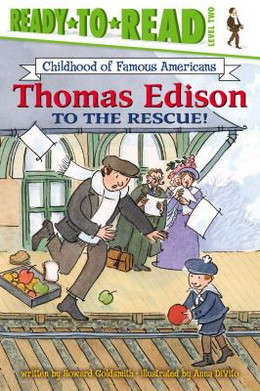 Thomas Edison to the Rescue! B3685