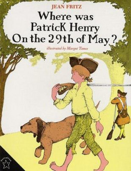 Where Was Patrick Henry on the 29th of May? B3466