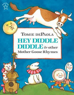 Hey Diddle Diddle and Other Mother Goose Rhymes B1866