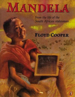 MANDELA: FROM THE LIFE OF THE SOUTH AFRICAN STATESMAN, Cooper B0753