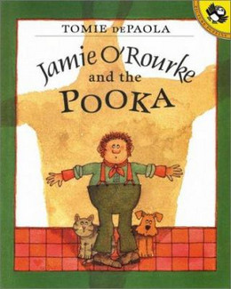 JAMIE O'ROURKE AND THE POOKA, de Paola B1918