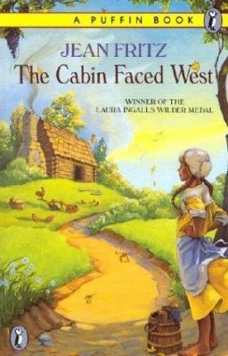 Cabin Faced West B0986