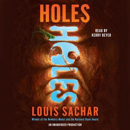 Holes (Audio Book on CD) CD0838