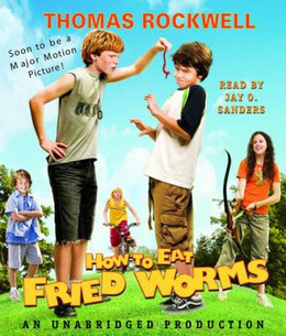 How to Eat Fried Worms (Audio Book on CD) CD0374W