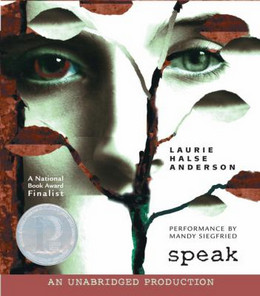 Speak (Audio Book on CD) CD3834