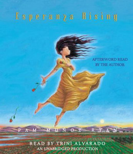 Esperanza Rising (Audio Book on CD) CD3616