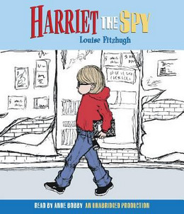 Harriet the Spy (Audio Book on CD) CD0276