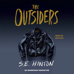 Outsiders (Audio Book on CD) CD0080W