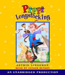 Pippi Longstocking (Audio Book on CD) CD0563