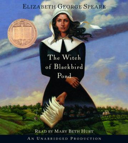 Witch of Blackbird Pond (Audio Book on CD) CD0116