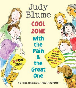 Cool Zone with the Pain and the Great One (Audio Book on CD) CD3809