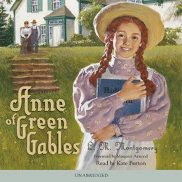Anne of Green Gables (Audio Book on CD) CD0521
