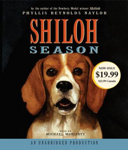 Shiloh Season (Audio Book on CD) CD3120