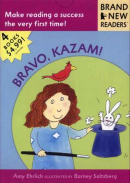 Bravo, Kazam! : Brand New Readers B8467